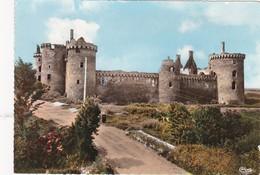 SARZEAU:  Château De SUSCINIO Commencé En 1218 Par Pierre  DREUX - Sarzeau