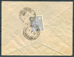 1927 Persia Teheran Cover - Geneva Switzerland - Iran