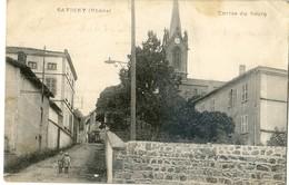69 - Savigny - Entrée Du Bourg - France