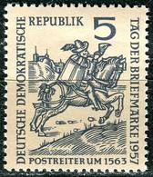 DDR - Mi 600 - ** Postfrisch (C) - 5Pf  Tag Der Briefmarke - [6] République Démocratique