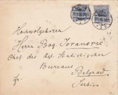 Deutsches Reich Brief 1899 - Germania