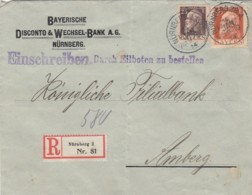 AD Bayern R Brief 1914 - Bavière