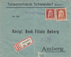 AD Bayern R Brief 1912 - Bavière