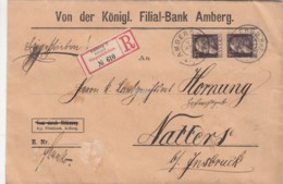 AD Bayern R Brief 1911 - Bavière
