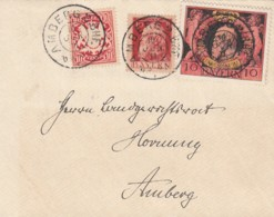 AD Bayern Brief 1911 - Bavière