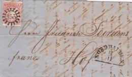 AD Bayern Brief 1867 - Bavière