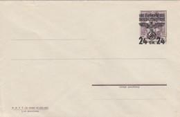 Deutsches Reich General Gouvernemt Umschlag U1 1940 - Germania
