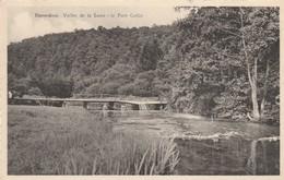 Daverdisse , Vallée De La Lesse : Le Pont Collin ( Redu) - Daverdisse