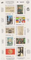 Venezuela 1986 MiN°2329 10v MNH - Venezuela