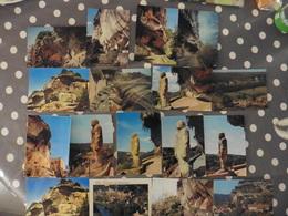 LOT  DE 17  CARTES POSTALES  NEUVES   DE   LES  EYZIES  (24 ) - Cartes Postales