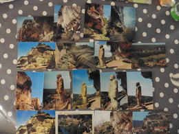 LOT  DE 17  CARTES POSTALES  NEUVES   DE   LES  EYZIES  (24 ) - Ansichtskarten