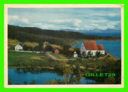 TRONDENES, NORVÈGE - TRONDENES KIRKE - ÉGLISE DE TRONDENES - TRAVEL IN 1959 - MILLET - - Norvège