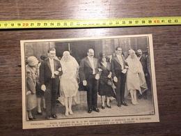 ANNEES 20/30 TOURCOING NOCES D ARGENT DAEMERS LEMIRE DRAMAIS CHARRON - Collections