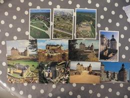 LOT  DE 11    CARTES POSTALES  NEUVES   DE   HAUTEFORT  (24 ) - Cartes Postales