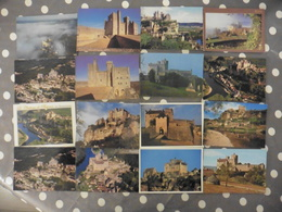 LOT  DE  30   CARTES POSTALES  NEUVES   DE   BEYNAC   (24 ) - Ansichtskarten