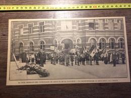 ANNEES 20/30 FETE FEDERALE DES PATRONAGES DE LILLE MANIFESTATION - Collections