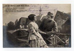 Austria - Guerra 1915/1918 - Cartolina Militare - Viaggiata - Vedi Foto .- (FDC13355) - Weltkrieg 1914-18