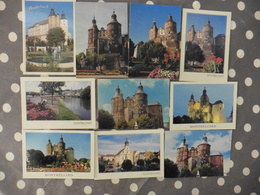 LOT  DE 11   CARTES POSTALES  NEUVES   DE  MONTBELIARD   (25 ) - Cartes Postales