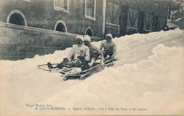 H227 - 64 - EAUX-BONNES - Pyrénées Atlantiques - Sports D'hiver - Le Pile Ou Face En Course - Eaux Bonnes