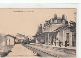 87 EYMOUTIERS  LA GARE - Eymoutiers