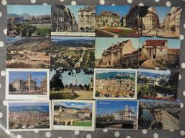 LOT  DE  107   CARTES POSTALES  NEUVES   DE BESANCON   (25 ) - Ansichtskarten