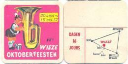 #B071 Viltje Van Roy Wieze - Bierdeckel