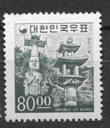 1966 MNH South Korea Mi 548, Postfris - Corée Du Sud
