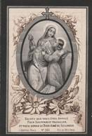 Margaretha Henrica Leonia Maria Reynaert-sint -nikolaas 1882 - Devotieprenten