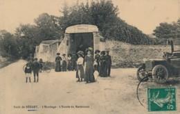 H231 - 91 - Forêt De SÉNART - Essonne - L'Ermitage - L'entrée Du Restaurant - Sénart