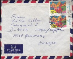 Chile / Christmas 1984 / Air Mail - Chili