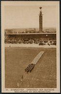1928 Amsterdam Olympics Official Postcard 111.Germany Gymnastics Team - Olympic Games
