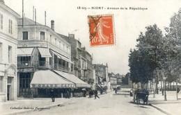 79 - Niort - Avenue De La République - Niort