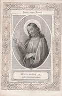 Anna Catharina Roelans-o.-l.-v.-waver-1876-beschadiging Rand Rechts Tekst - Devotieprenten