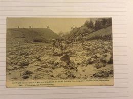 -postkaart, Leuven Windgat Herend, Gelopen 1906, Zegel 1 Cent Nr, 53 - Leuven