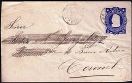 Chile 1906 / Postal Stationery 5 Centavos - Chili