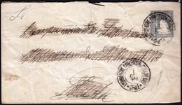 Chile 1908 / Postal Stationery 5 Centavos - Chili