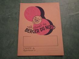 Les Laines BERGER DU NORD - Protège-cahiers