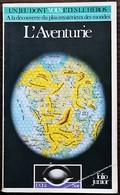 JEU DE ROLE - OEIL NOIR - L'Aventurie - Gallimard 1986 - Group Games, Parlour Games