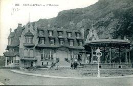 N°67887 -cpa Le Havre Sainte Adresse -l'Hotellerie -Nice Havrais- - Sainte Adresse