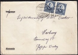 Chile Valparaiso 1928 / Cochrane 5 Centavos - Chile
