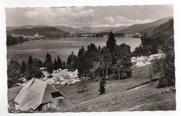 CPSM - TITISEE-NEUSTADT - SCHWARZWALD - CAMPING SANDBANK - N/b - 1951 - - Titisee-Neustadt