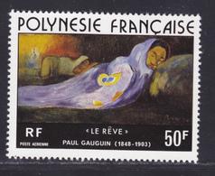 POLYNESIE AERIENS N°  113 ** MNH Neuf Sans Charnière, TB (D7855) Tableau De Gauguin - 1976 - Airmail