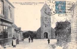 61 - ANTOIGNY ( Environs De BAGNOLES DE L'ORNE ) L'Eglise - CPA Villlage ( 140 Habitants ) - Orne - France