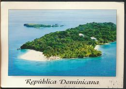 °°° GF 581 - REPUBLICA DOMINICANA - ISLA CAYO LEVANTADO °°° - Postcards