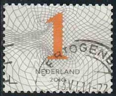 Pays-Bas 2010 Yv. N°2710 - (1) Noir Et Orange - Oblitéré - Period 1980-... (Beatrix)