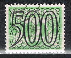 Niederlande 374 Gestempelt - 500 Cent Taube Aufdruck 1940 - 1891-1948 (Wilhelmine)