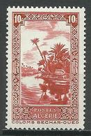 Algérie YT N°125 Oued à Colomb-Béchar Neuf ** - Unused Stamps
