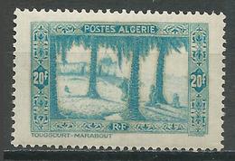 Algérie YT N°126 Touggourt Marabout Neuf/charnière * - Nuevos