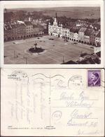BOHEMIA & MORAVIA -  REICH OCUPAT. - BUDWEIS  - 1944 - Bohême & Moravie
