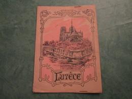 LUTECE - Protège-cahiers